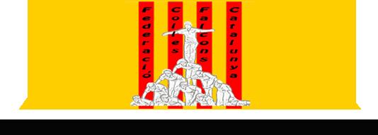 Federació Colles Falcons Catalunya Logo